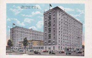 Minnesota Minneapolis The Curtis Hotel