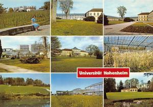 Universitaet Hohenheim Rund um das Schloss Castle Panorama