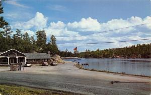 Black Hills SD~Custer State Park~Legion Lake Resort~Restaurant~1950s Cars~PC