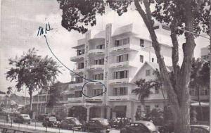 Queen's Park Hotel , Port-of-Spain , Trinidad , B.W.I. , 30-50s