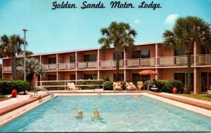 Florida Jacksonville Golden Sands Motor Lodge