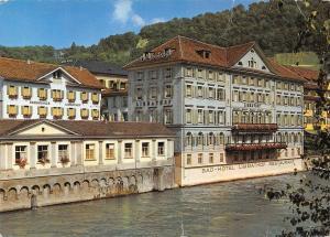 Switzerland Hotel Limmathof Baden (Schweiz) Restaurant