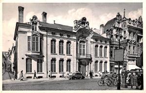 Antwerpen Belgium, Belgique, Belgie, Belgien Maison Osterieth Antwerpen Maiso...