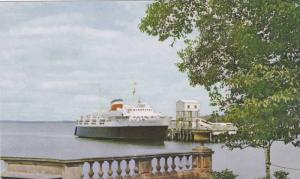 The M. V. Bluenose Ferry, Bar Harbor, Maine To Yarmouth, Nova Scotia, 1940-...