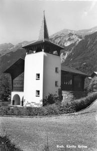 Switzerland Kirche Brienz 01.38