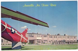 Amarillo Air Force Base, Texas, Headquarters Building