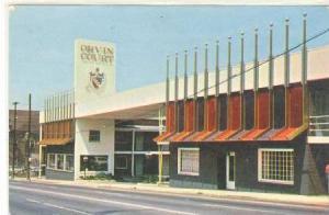 Orvin Court of Charlotte, North Carolina,  PU-40-60s