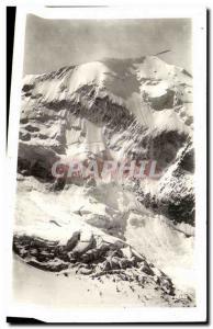 Old Postcard Saint Gervais Les Bains North Face of I & # 39Aiguille of Biomassac