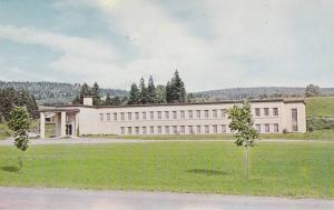 Hotel Dieu Hospital, Perth, New Brunswick, Canada, 1940-1960s