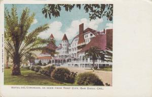 SAN DIEGO , California, 1900-10s ; Hotel Del Coronado