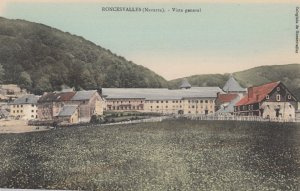 RONCESVALLES , Navarra , Spain , 00-10s ; Vista general