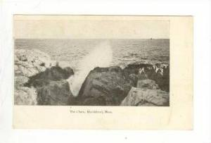 Shore and  The Churn ,Marblehead,MA Pre 1908