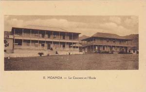 Le Couvent Et l'Ecole, Moamoa, Samoa, 1900-1910s