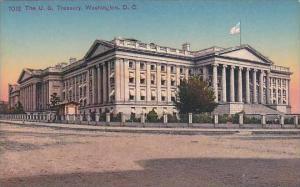 Washington DC The U S Treasury