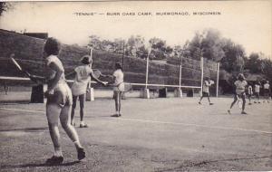 TENNIS - Burr Oaks Camp , MUKWONAGO , Wisconsin , 20-30s