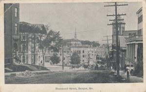 BANGOR , Maine , 1901-07 ; Hammond Street