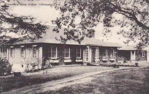 Virginia Hampton Teachers Club House Albertype