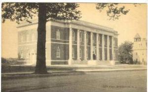 City Hall, Bridgeton, New Jersey, 30-50s