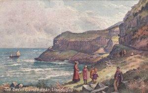 LLANDUDNO, Wales, UK , 00-10s : The Great Orme's Head ; TUCK #7097