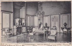 France Paris Fontainebleau Salon des Officiers 1904