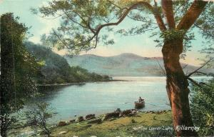 Killarny UK~Row Boat on the Lower Lake 1910