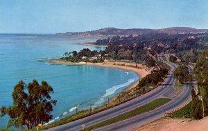 CA - Santa Barbara. Coastline