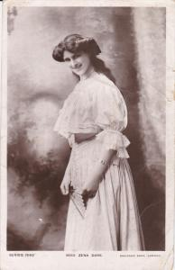 RP, Zena Dare (4 February 1887 – 11 March 1975) - English Singer & Actress,...