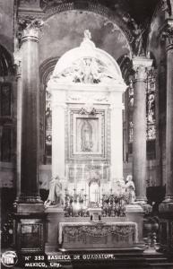 RP, Interior, Basilica De Guadalupe, Mexico City, Mexico, 1930-1950s