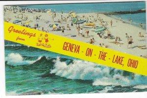 1968 postcard, Geneva-on-the-lake, Ohio