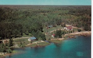 LAKE NIPISSING , Ontario , Canada , 1950-60s ; Musky Bay Camp