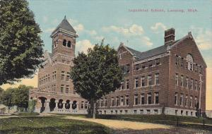 Industrial School , LANSING , Michigan , 00-10s