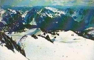 Washington Tacoma Mount Rainier National Park Washington
