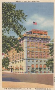 WASHINGTON DC , 1930-40s ; Hotel Washington