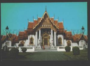 109152 THAILAND BANGKOK Marble Temple Phra Uposatha Old PC