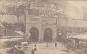 RP: Grand Casemate Gate , GIBRALTAR , 00-10s