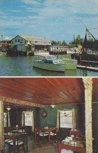 Florida Naples Fishhouse Dining Room