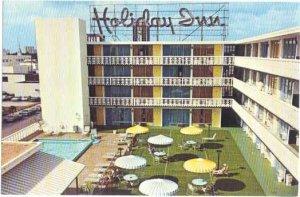 Holiday Inn Downtown of Hollywood Florida FL, 1925 Harrison St. , Chrome