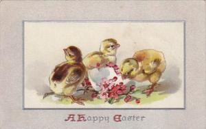 Tucks Happy Easter With Young Chicks