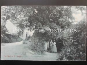 c1913 - The Well of St. Keyne