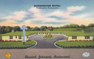 Pennsylvania Washington Washington Motel