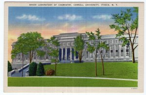 Ithaca, N.Y., Baker Laboratory Of Chemistry, Cornell University