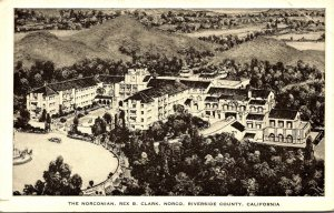California Riverside County Norco The Norconian Hotel 1941