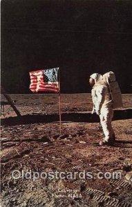 Man on the Moon, Astronaut Aldrin Apollo 11 Eva Unused