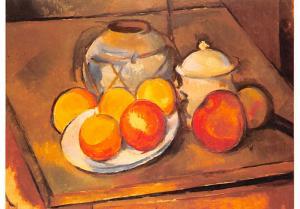 Cezanne - Fruit