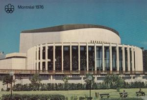 MONTREAL, Quebec, Canada, PU-1987: Place des Arts, Home of the Montreal Symph...