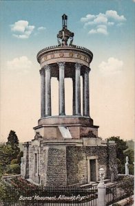 Burns Monument Alloway Ayr