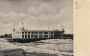 ASBURY PARK, New Jersey, PU-1907; The Casino