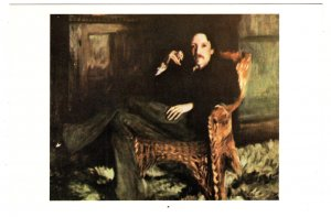 Robert Louis Stevenson, Author