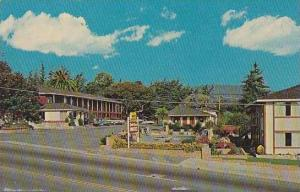 California Monterey Irelands Park Crest Motel