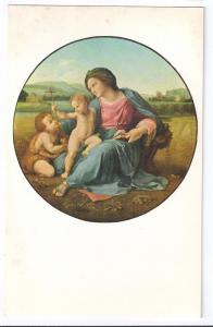 Alba Madonna Raphael National Gallery Washington DC